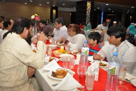 Iftar Party' 12